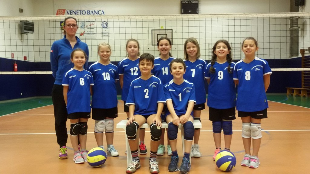 MiniVolley - Under11 2016 / 2017