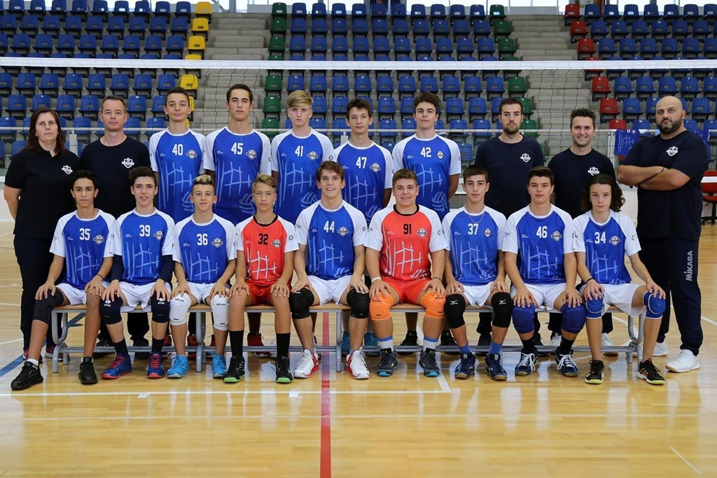 U16 M Dinamica Monselice Volley 2019 / 2020