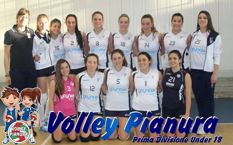 Volley Pianura - 1DFB 2014 / 2015