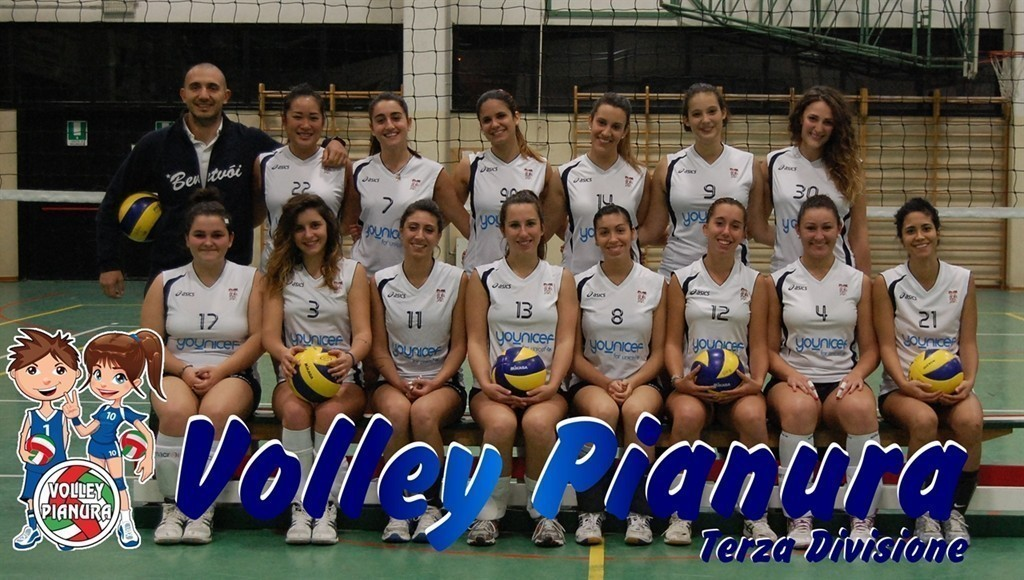 Volley Pianura - 3DF 2014 / 2015