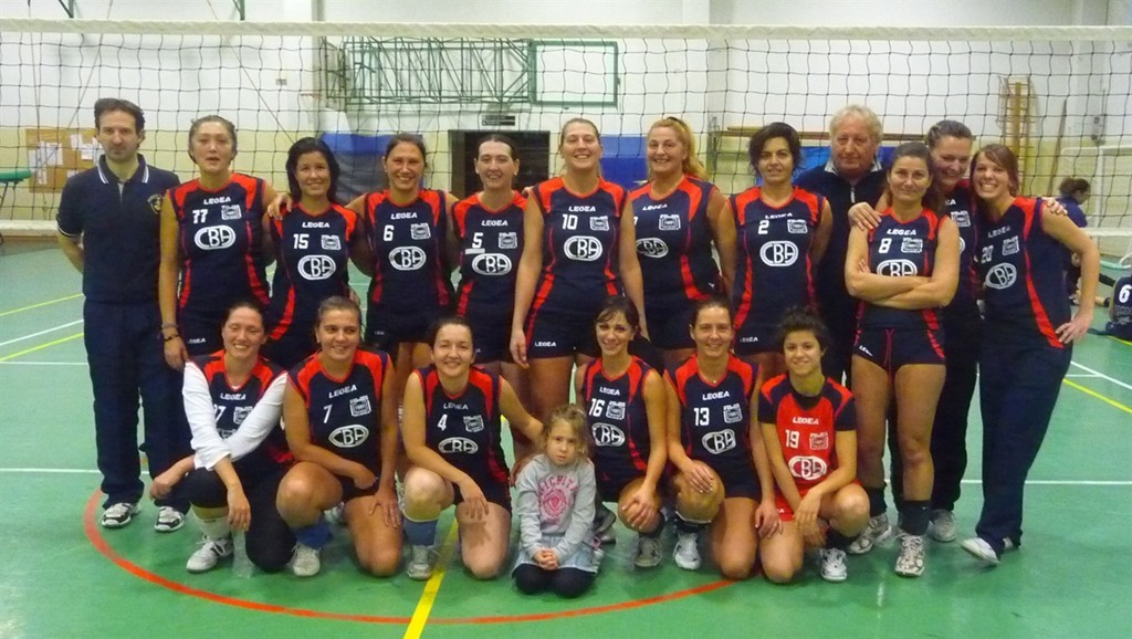 Volley Pianura - CSI Femminile 2014 / 2015